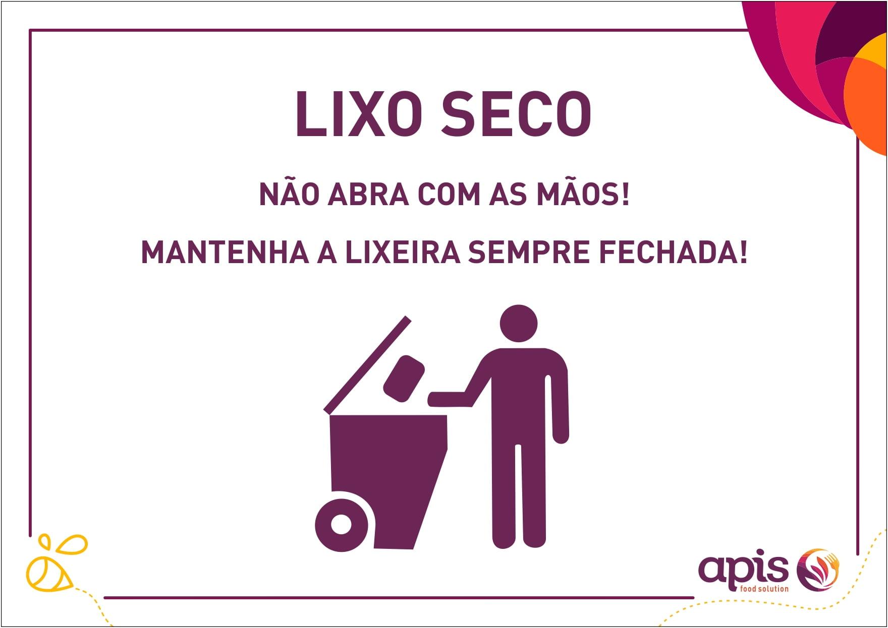 Lixo Seco