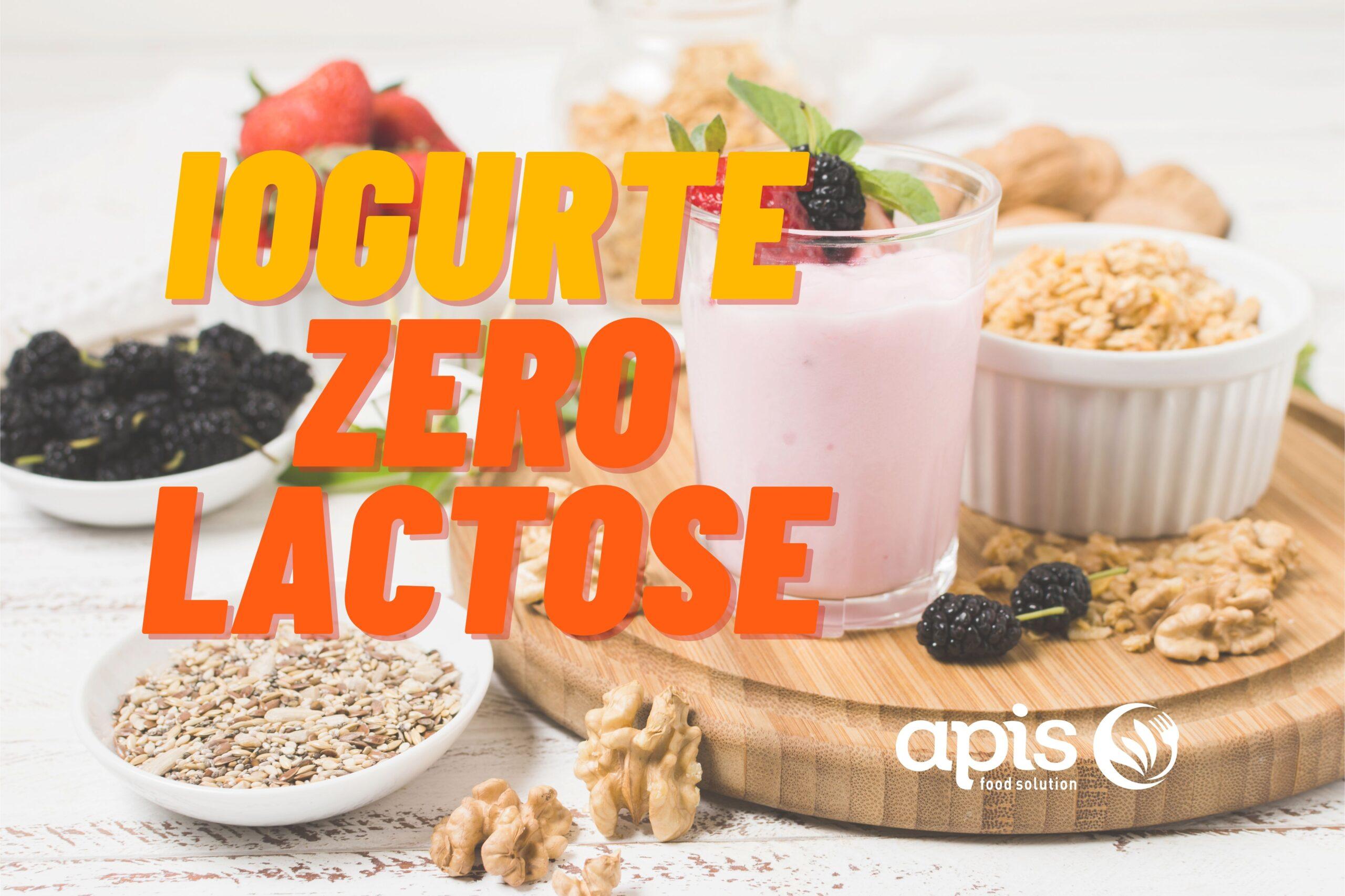 Iogurte Zero Lactose