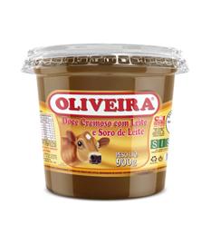 Doce de leite oliveira