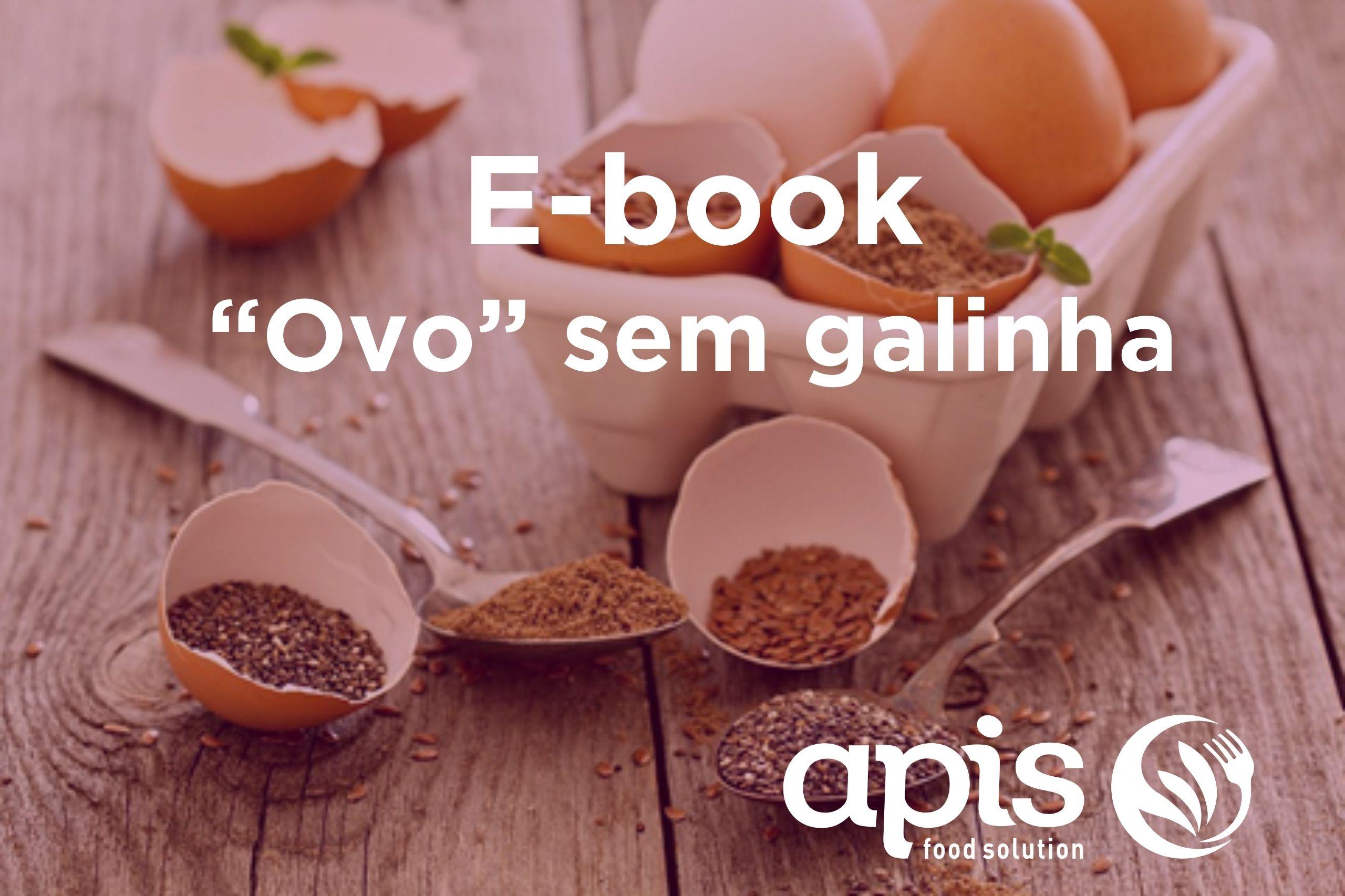 E-book Ovo sem Galinha